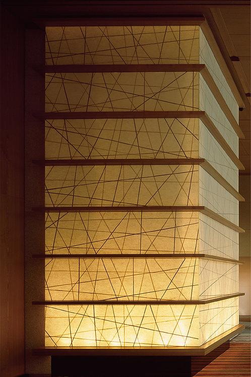 "Washi Light Paper ""SYUNRAI"""