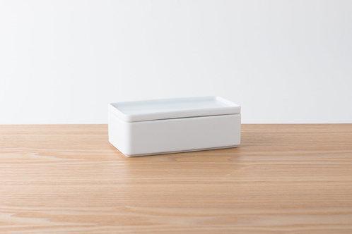 SHITAKU Stackable Butter Case