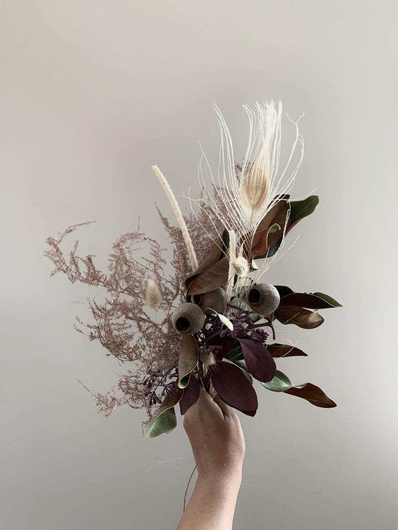 Dryflower mini bouquet