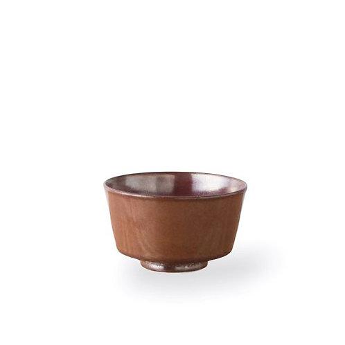Owan Bowl – Persimmon Tannin Red