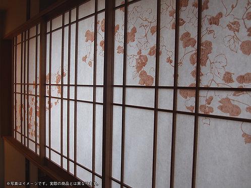 "Washi Wallcovering ""TSUTA"""