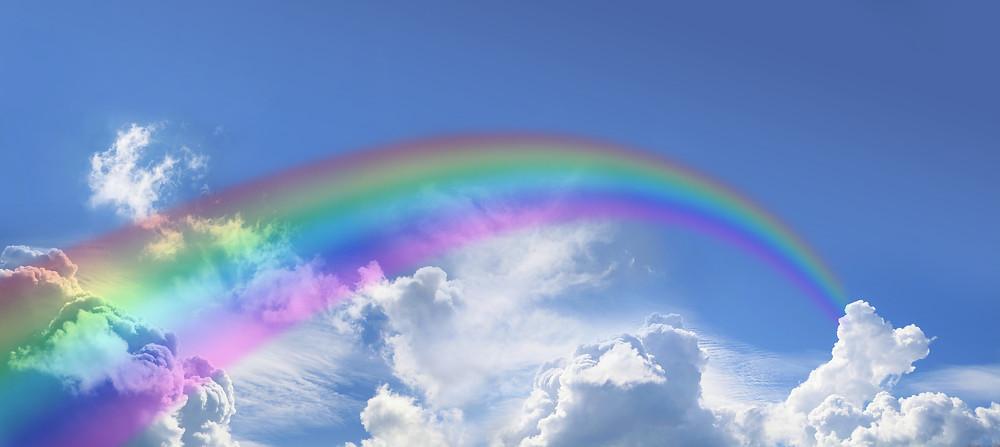 Living On The Rainbow by Randi Levin, Ridgewood Moms