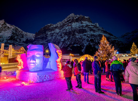 Top 3 Winter Festivals in Europe by Anna Fishman