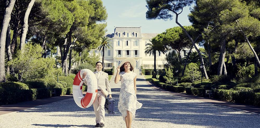 Hotel History: 150 Years of Glamour at Hotel du Cap-Eden-Roc by Elena Borrero, SmartFlyer, Bergen County Moms