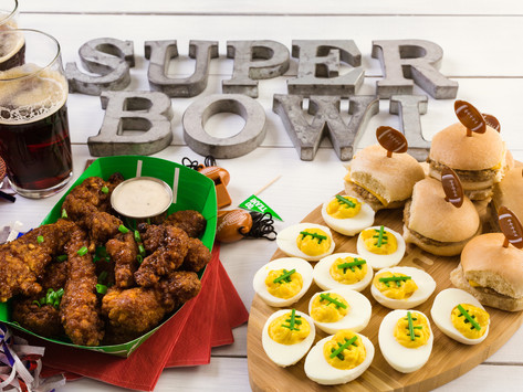 Why I Love Hosting The Super Bowl by Nic Meyer