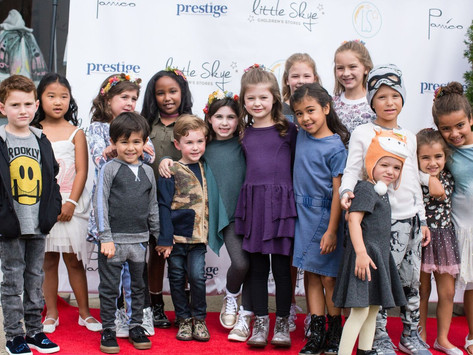 Local Kids Rock the Runway at Little Skye Fashion Show