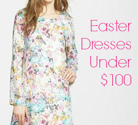 Easter Dresses Under $100 by Kate Kaschenbach, Ridgewood Moms