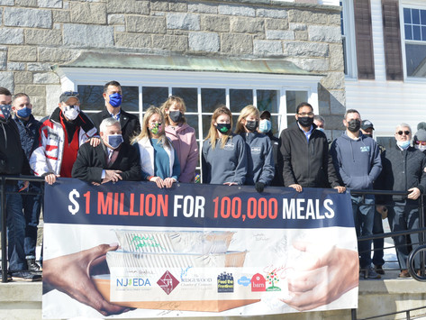 $1 Million for 100,000 Meals: Volunteer to Feed the Frontlines + Help Those in Need