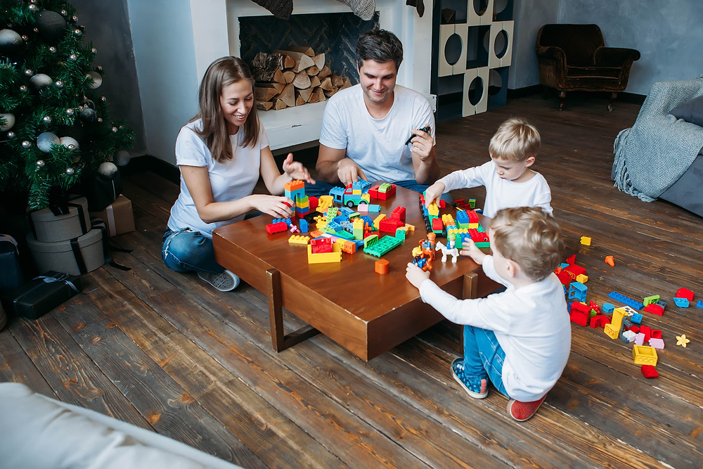 Dating Your Spouse: Do Your Kids' Activities Together (Week 4) by Konstantin Lukin, Ph.D., Bergen County Moms