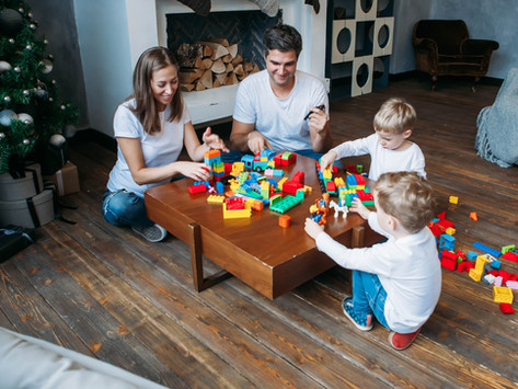 Dating Your Spouse: Share Your Kids' Activities Together (Week 4) by Konstantin Lukin, Ph.D.