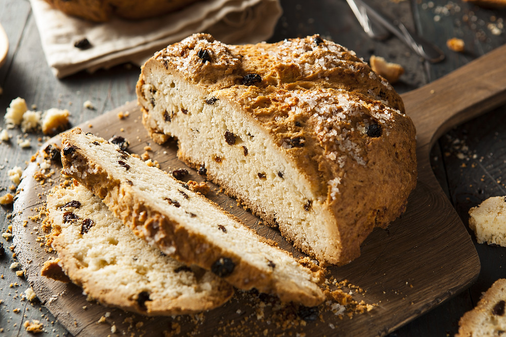 Whole Wheat Irish Soda Bread by Stacey Antine, MS, RD, Bergen County Moms
