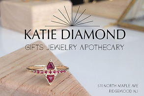 PowHER Network, Katie Diamond Jewelry, Gifts, Apothecary, Ridgewood, NJ