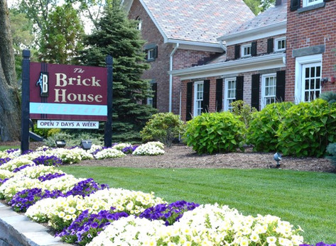 Indoor Dining is Now Open at the Historic Brick House Restaurant in Wyckoff, NJ
