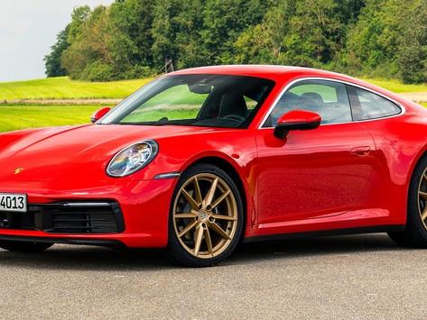 WIN A 2020 Porsche 911