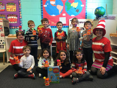 Happy Birthday Dr. Seuss -- from the gang at MLC!