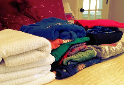 How Laundry is My Saving Grace by Jennifer S. Faherty