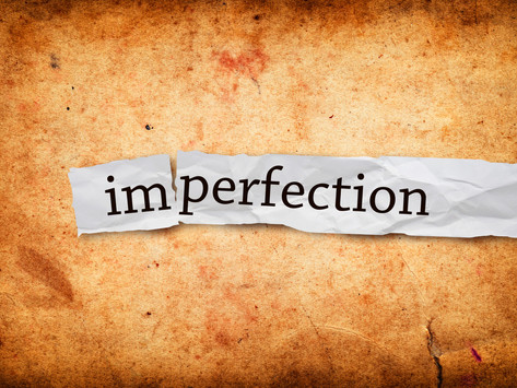 Imperfect Perfection by Noreen Heffernan
