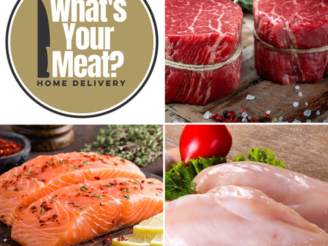 What's Your Meat Giveaway!