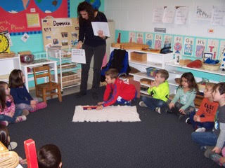 AM Kindergarten Cultural Program - Europe - Serbia