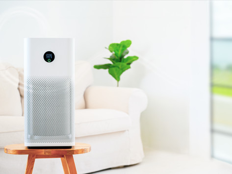 Trends: Air Purification and Smell Technology by Laurence Carr, Interior Design