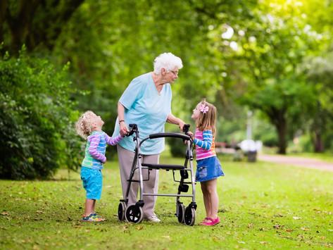 It's Fall- Let's Prevent Falls by Vivian Green Korner, Certified Dementia Practitioner