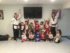 Martial Arts Visit at MLC