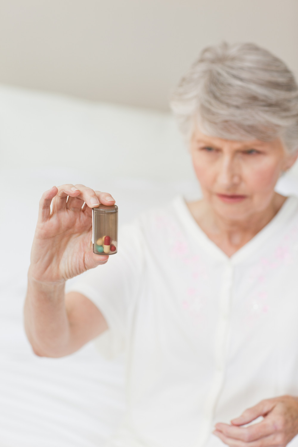 Taking the Correct Medication at the Correct Time by Vivian Green Korner, Certified Dementia Practitioner, Ridgewood Moms