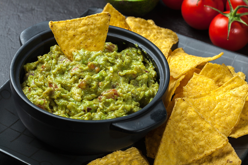 Asparagus Guacamole by Stacey Antine MS, RDN, Bergen County Moms