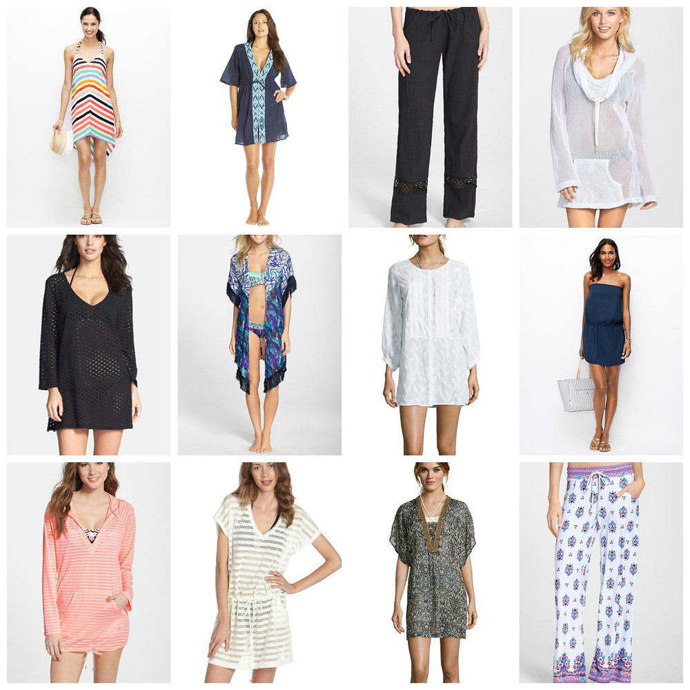 Swimsuit Cover Ups by Kate Kaschenbach, Ridgewood Moms