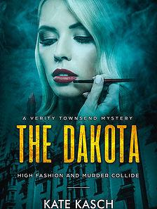 Kate Kasch's New Novel, The Dakota, Ridgewood Moms