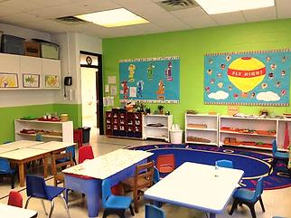 Greenhouse Classroom, Montessori Learning Center, Ridgewood NJ