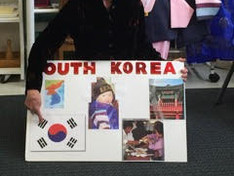 Kindergarten Cultural Program Asia - South Korea