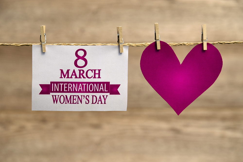 International Women's Day March 8th Events, Bergen County Moms