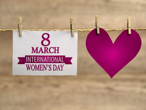 International Women's Day March 8th Events