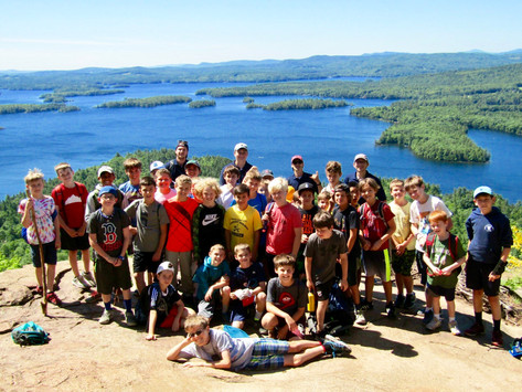 Visit William Lawrence Camp | All Boys. No Electronics. No Video Games.
