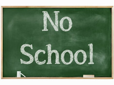 NO SCHOOL TODAY- Tuesday, January 5th - EMERGENCY CLOSING
