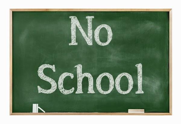 NO SCHOOL TODAY- Tuesday, January 5th - EMERGENCY CLOSING