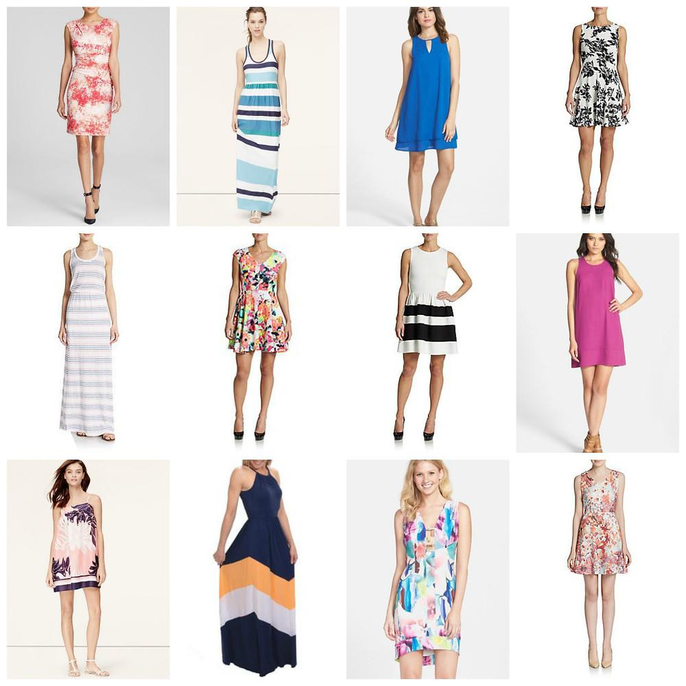 Summer Dresses Under $50 by Kate Kaschenbach, Ridgewood Moms