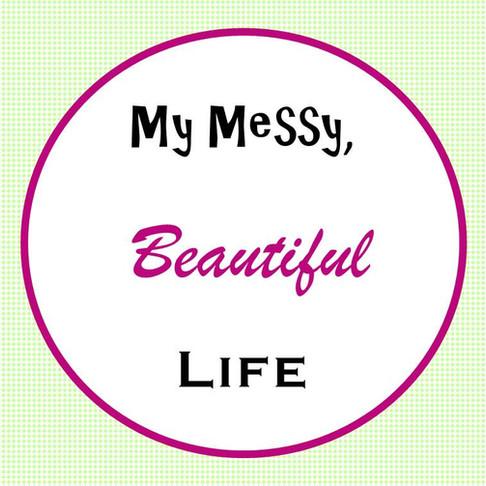 Losing, Grieving, Seeking, Finding; My Messy Beautiful by Noreen Heffernan