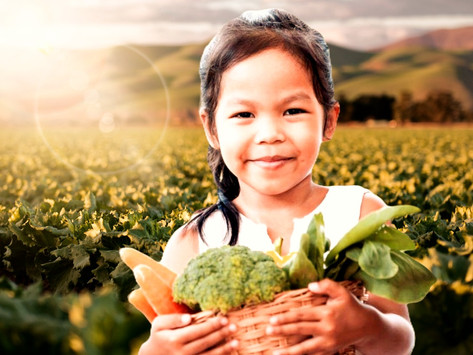 FREE Webinar on Child Nutrition by FAAFC on March 10th