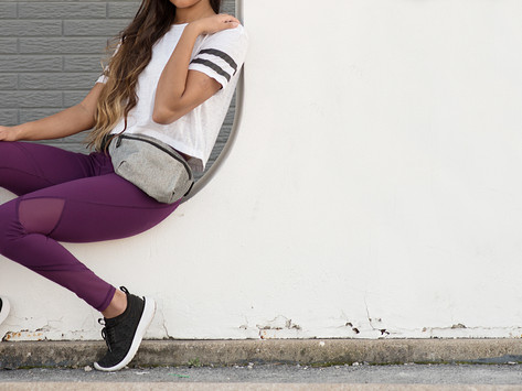 """Is Your Rear End on Trend? """"Fanny Packs"""" are Back! By Liza Fonti"""