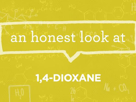 What in the World is 1,4 Dioxane? By Cindy Dittfield