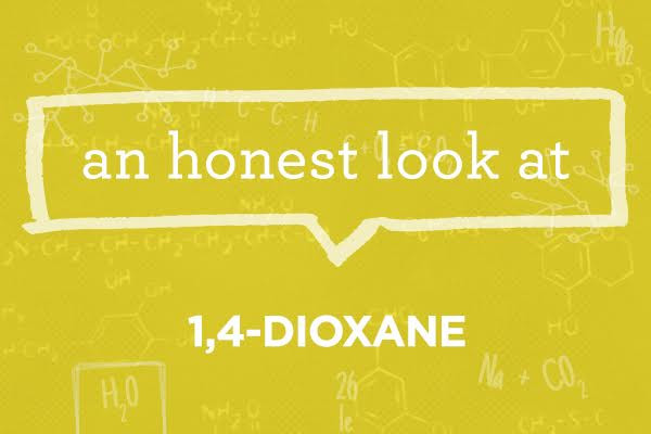 What in the World is 1,4 Dioxane? By Cindy Dittfield, Ridgewood Moms