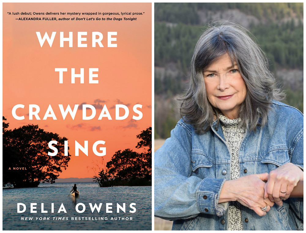 Bergen County Moms Book Club July Pick : Where the Crawdads Sing by Delia Owens
