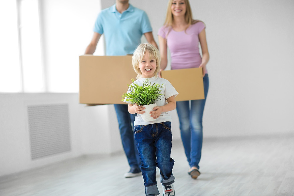 Tips for Helping Your Kids Move Into a New Home by Darlene Agag, Bergen County Moms