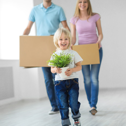 Tips for Helping Your Kids Move Into a New Home by Darlene Agag