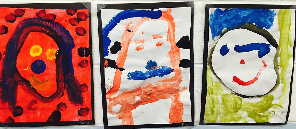 Multi-Age Picasso Art Program, Montessori Learning Center Ridgewood