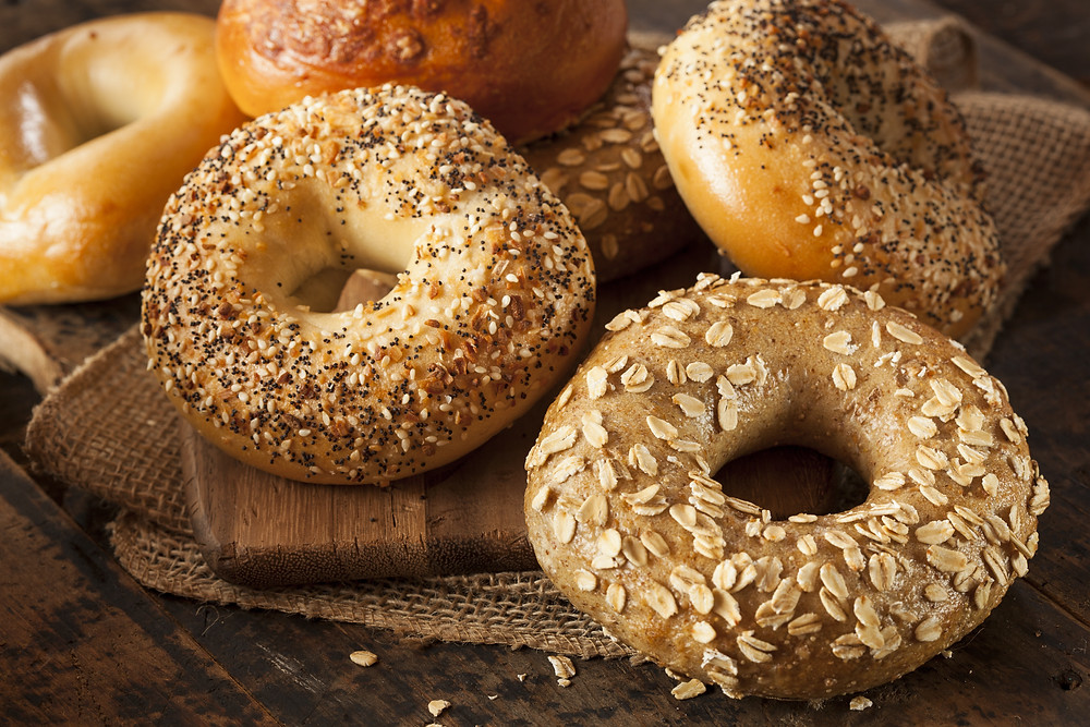 Whole Wheat Bagels by Stacey Antine MS, RDN, Ridgewood Moms