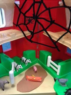 Kindergarten Literacy  -  Charlotte's Web, Montessori Learning Center Ridgewood, NJ