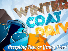 Winter Coat Drive at MLC